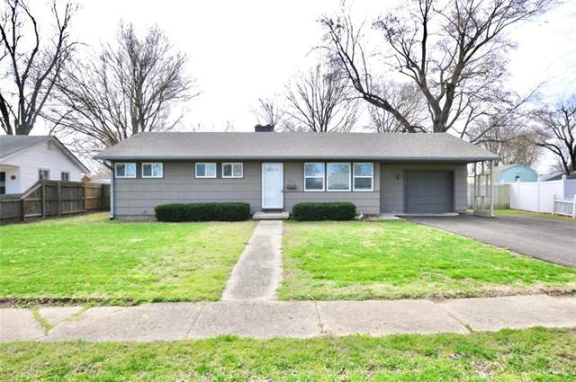 1613 Franklin Drive, Plainfield, IN 46168 (MLS #21775820) :: Mike Price Realty Team - RE/MAX Centerstone