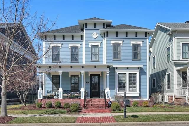12966 Deerstyne Green Street, Carmel, IN 46032 (MLS #21775831) :: Ferris Property Group
