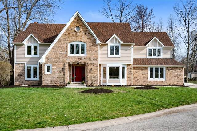 8135 Bowline Court, Indianapolis, IN 46236 (MLS #21775837) :: Heard Real Estate Team | eXp Realty, LLC