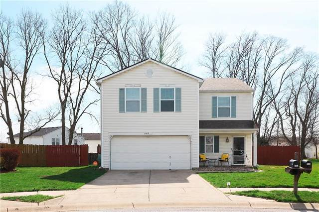 1912 Wandflower Circle, Indianapolis, IN 46231 (MLS #21775853) :: Mike Price Realty Team - RE/MAX Centerstone