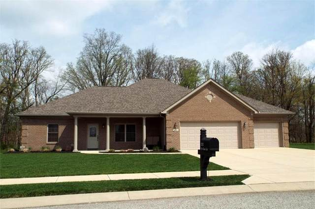 288 W Silver Shadow Trail, Greenfield, IN 46140 (MLS #21775855) :: Heard Real Estate Team | eXp Realty, LLC
