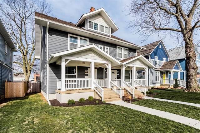 2616 N College Avenue, Indianapolis, IN 46205 (MLS #21775857) :: The Indy Property Source