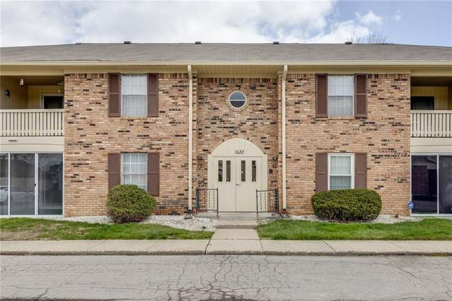 1632 Wellesley Court #3, Indianapolis, IN 46219 (MLS #21775859) :: Ferris Property Group