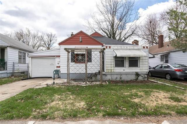 4713 E 16th Street, Indianapolis, IN 46201 (MLS #21775861) :: Anthony Robinson & AMR Real Estate Group LLC