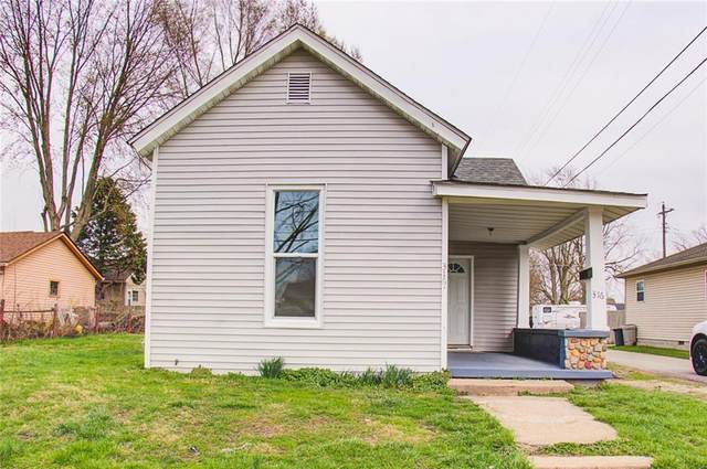 316 Montgomery Street, Shelbyville, IN 46176 (MLS #21775863) :: Mike Price Realty Team - RE/MAX Centerstone