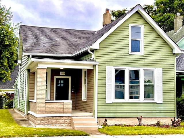 1829 S East Street, Indianapolis, IN 46225 (MLS #21775870) :: Mike Price Realty Team - RE/MAX Centerstone