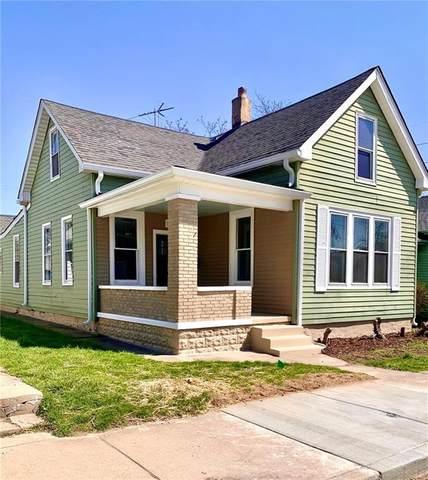 1829 S East Street, Indianapolis, IN 46225 (MLS #21775870) :: Keller & Corbett Real Estate