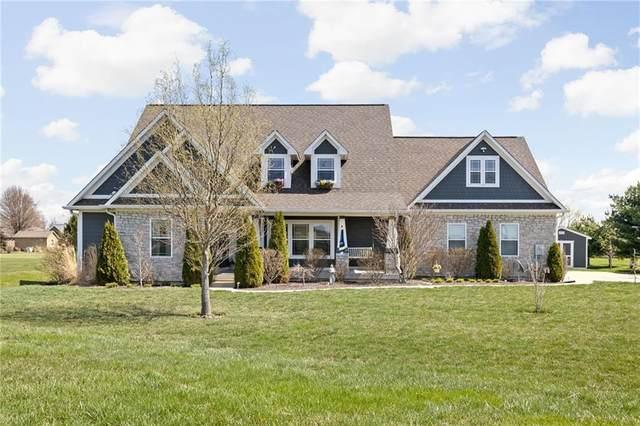 9915 N County Road 650 E, Pittsboro, IN 46167 (MLS #21775872) :: Heard Real Estate Team | eXp Realty, LLC