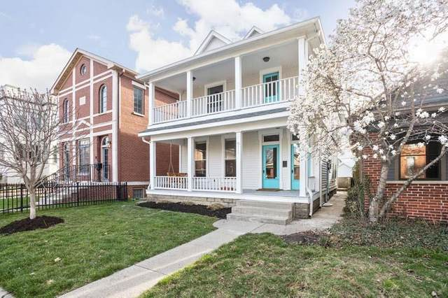 911 N Broadway Street, Indianapolis, IN 46202 (MLS #21775903) :: Heard Real Estate Team | eXp Realty, LLC