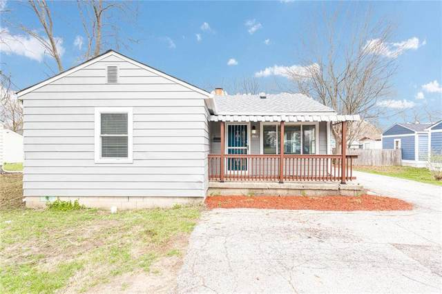 7408 E 46th Street, Indianapolis, IN 46226 (MLS #21775905) :: Anthony Robinson & AMR Real Estate Group LLC
