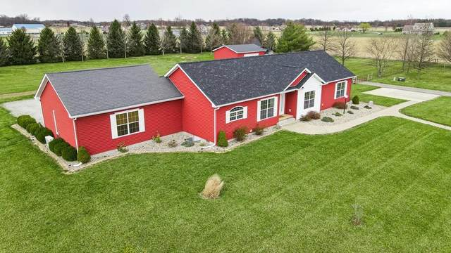 2850 E 400 South, Anderson, IN 46017 (MLS #21775918) :: RE/MAX Legacy