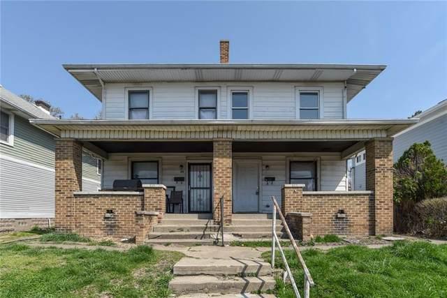 617 N Parker Avenue, Indianapolis, IN 46201 (MLS #21775926) :: Heard Real Estate Team | eXp Realty, LLC