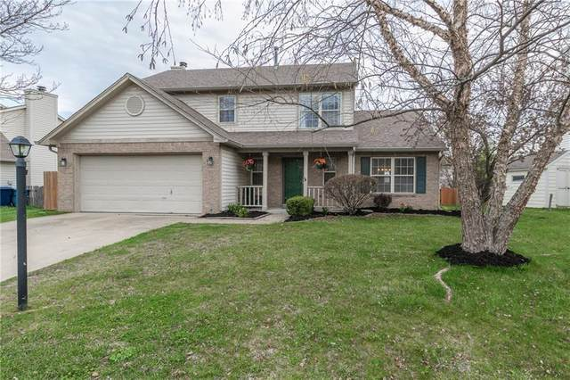 10166 Tybalt Drive, Fishers, IN 46038 (MLS #21775934) :: The Evelo Team