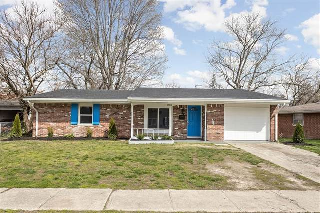 9902 Scott Court, Indianapolis, IN 46235 (MLS #21775935) :: RE/MAX Legacy