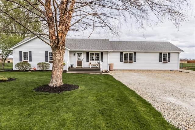610 E 1000 N, Fortville, IN 46040 (MLS #21775936) :: The ORR Home Selling Team