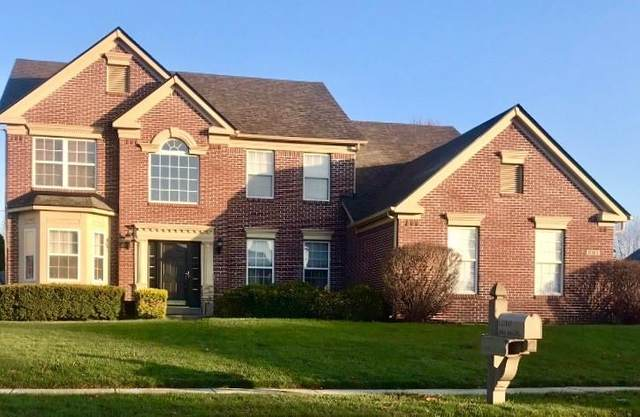12560 Pebble Knoll Way, Carmel, IN 46033 (MLS #21775940) :: The Indy Property Source