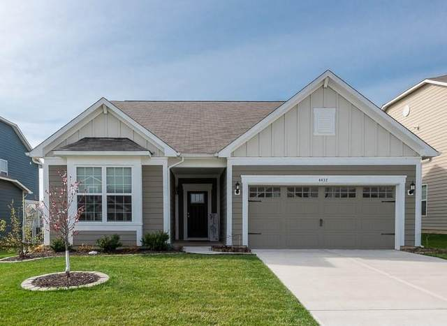 4437 Boyd Place, Westfield, IN 46062 (MLS #21775942) :: Ferris Property Group