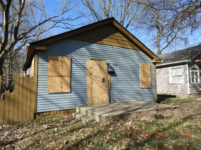 2514 E 16th Street, Indianapolis, IN 46201 (MLS #21775944) :: The Indy Property Source