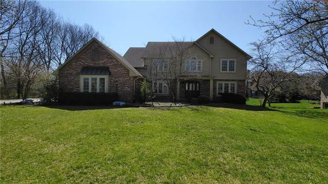 5023 Wood Creek Dr, Carmel, IN 46033 (MLS #21775991) :: The Evelo Team