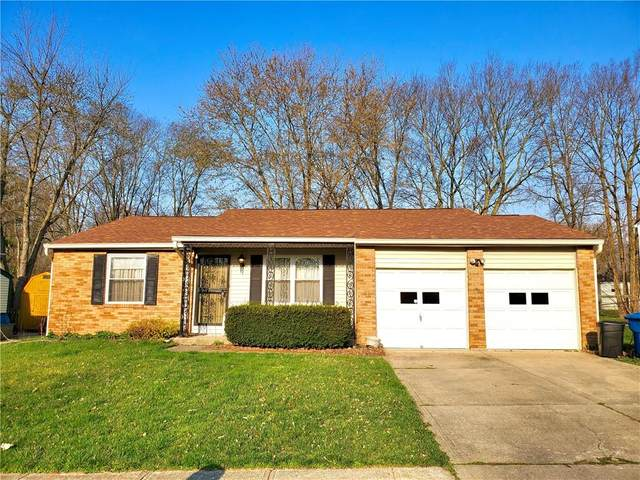 6836 Littleton Drive, Indianapolis, IN 46221 (MLS #21775993) :: Heard Real Estate Team | eXp Realty, LLC