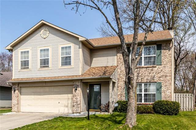 3446 W 54th Street, Indianapolis, IN 46228 (MLS #21776017) :: Anthony Robinson & AMR Real Estate Group LLC