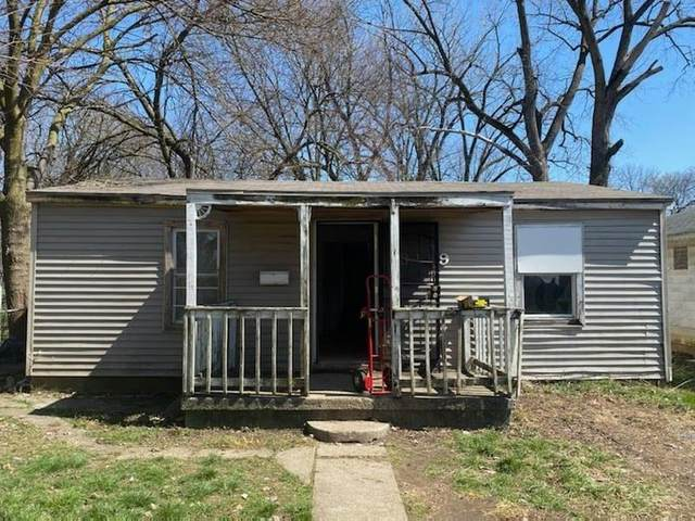 3119 N Gale Street, Indianapolis, IN 46218 (MLS #21776024) :: The Indy Property Source