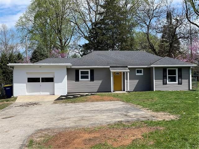 317 N Arlington Street, Greencastle, IN 46135 (MLS #21776027) :: Heard Real Estate Team | eXp Realty, LLC