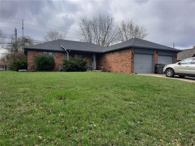 3415 Oak Tree Drive S, Indianapolis, IN 46227 (MLS #21776032) :: Anthony Robinson & AMR Real Estate Group LLC