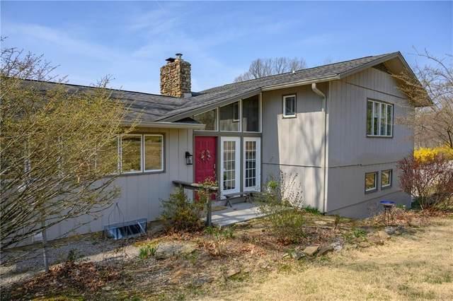 879 Freeman Ridge Road, Nashville, IN 47448 (MLS #21776037) :: Heard Real Estate Team | eXp Realty, LLC