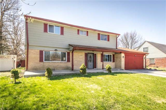 7151 E Hiner Lane, Indianapolis, IN 46219 (MLS #21776044) :: The Indy Property Source
