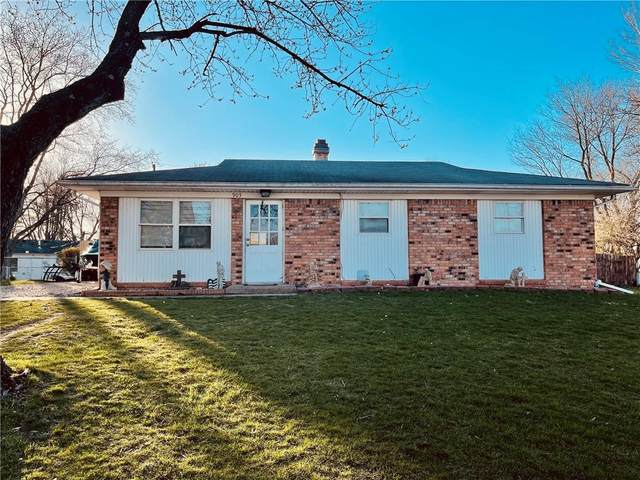 905 Delman Drive, Shelbyville, IN 46176 (MLS #21776048) :: Ferris Property Group