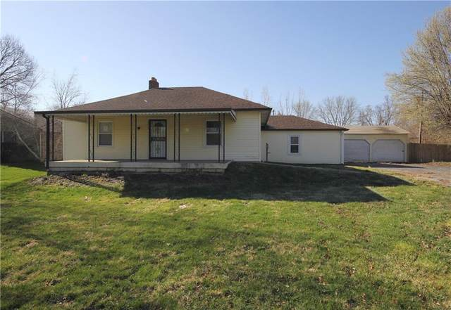 2615 Fairfax Road, Indianapolis, IN 46227 (MLS #21776051) :: Mike Price Realty Team - RE/MAX Centerstone