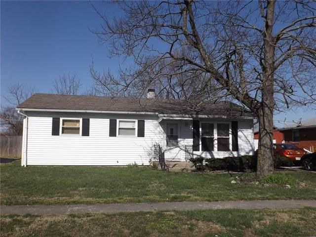 917 Crestmoor Drive, Shelbyville, IN 46176 (MLS #21776058) :: Ferris Property Group