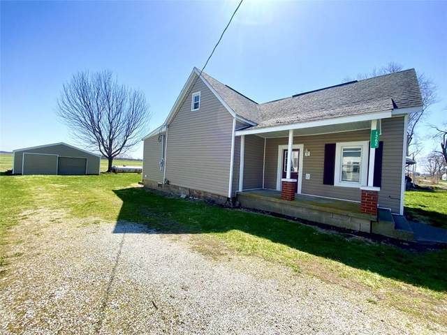 1262 S County Road 845 W, Greensburg, IN 47240 (MLS #21776089) :: Mike Price Realty Team - RE/MAX Centerstone