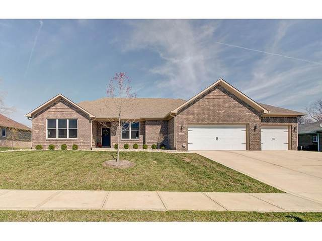 2330 Oak Drive, Clayton, IN 46118 (MLS #21776090) :: The Evelo Team