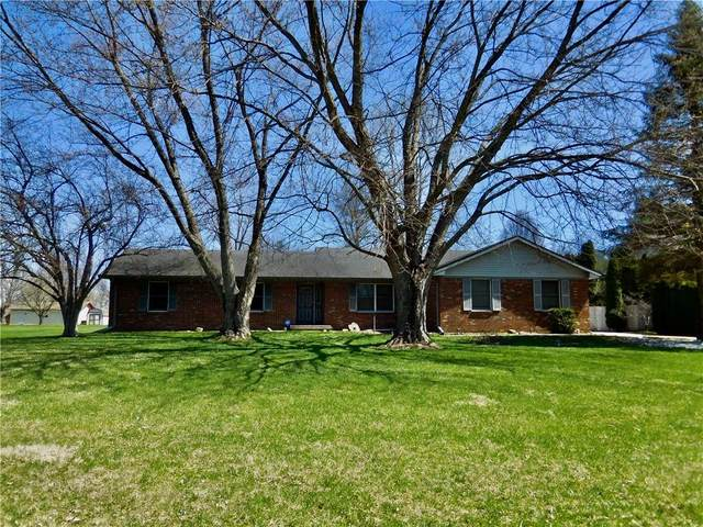 3 Cameron Lane, Greenfield, IN 46140 (MLS #21776091) :: Dean Wagner Realtors