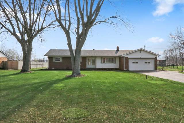 5715 N County Road 901 E, Brownsburg, IN 46112 (MLS #21776092) :: Mike Price Realty Team - RE/MAX Centerstone