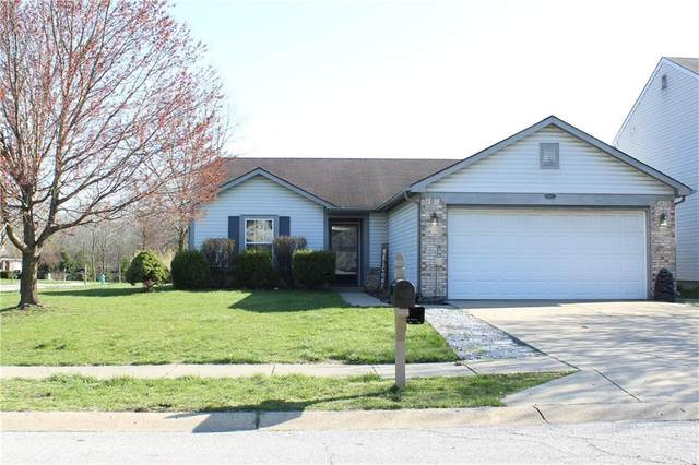8507 Country Meadows Drive, Indianapolis, IN 46234 (MLS #21776107) :: The Indy Property Source