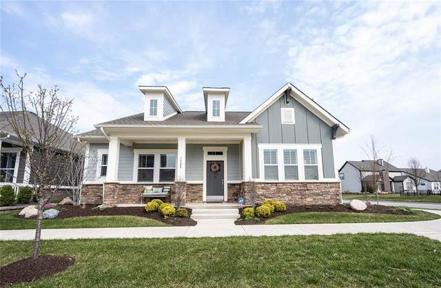 1528 Rossmay Drive, Westfield, IN 46074 (MLS #21776113) :: The Indy Property Source
