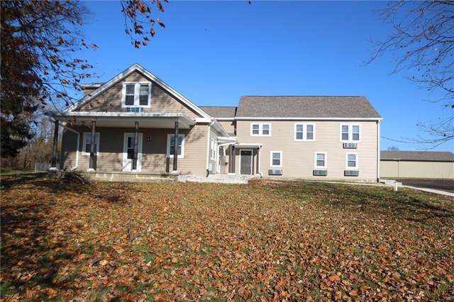 2268 W Us Highway 36, Danville, IN 46122 (MLS #21776140) :: The ORR Home Selling Team