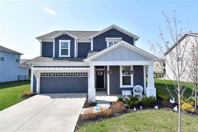 13494 Forest Glade Drive, Fishers, IN 46037 (MLS #21776142) :: Anthony Robinson & AMR Real Estate Group LLC
