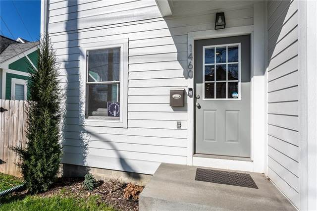 1460 S East Street, Indianapolis, IN 46225 (MLS #21776147) :: RE/MAX Legacy