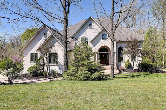 9620 Irishmans Run Lane, Zionsville, IN 46077 (MLS #21776155) :: The Indy Property Source