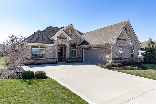 3797 Waterfront Way, Plainfield, IN 46168 (MLS #21776159) :: Mike Price Realty Team - RE/MAX Centerstone