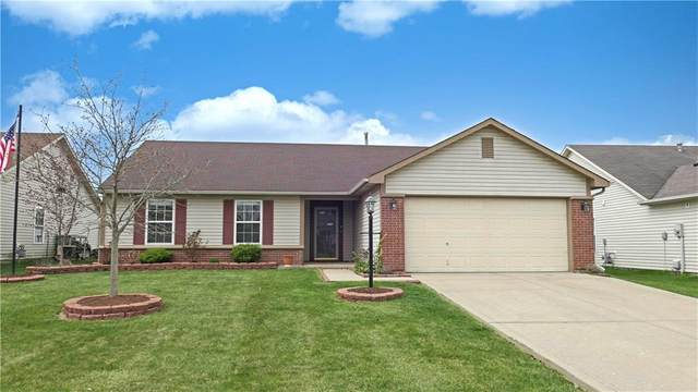 5536 Wood Hollow Drive, Indianapolis, IN 46239 (MLS #21776161) :: RE/MAX Legacy