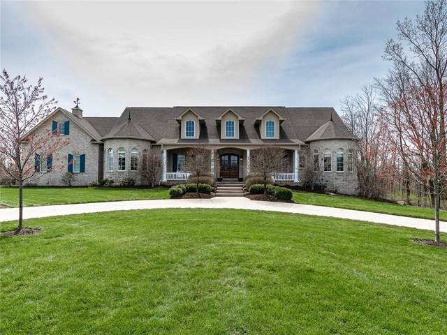 5157 Morning Mist Court, Noblesville, IN 46062 (MLS #21776171) :: Richwine Elite Group
