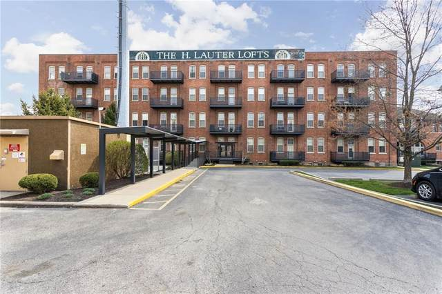 55 S Harding Street #304, Indianapolis, IN 46222 (MLS #21776192) :: The Indy Property Source