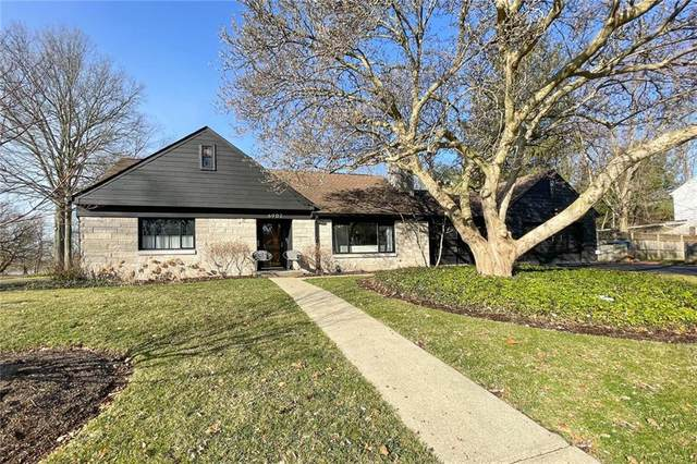 6902 Warwick Road, Indianapolis, IN 46220 (MLS #21776197) :: The Evelo Team