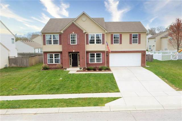 1252 Landsbrook Drive, Indianapolis, IN 46260 (MLS #21776210) :: Anthony Robinson & AMR Real Estate Group LLC