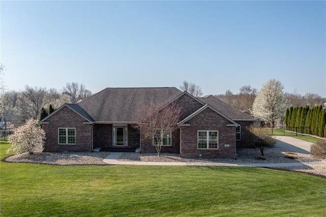 3515 Jonathan Ridge, Columbus, IN 47201 (MLS #21776222) :: The Indy Property Source